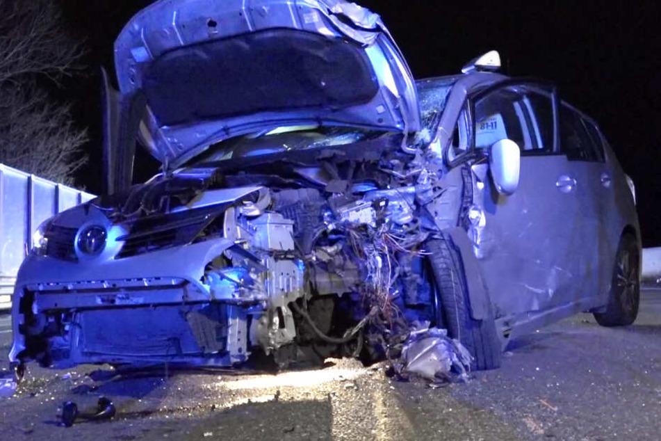 Auf der Autobahn 1 bei Salzburg ist es zu einem tödlichen Unfall gekommen.