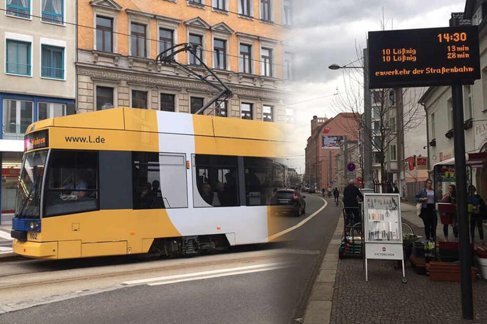 Busse Und Bahnen Rollen Wieder Durch Leipzig Verzögerungen
