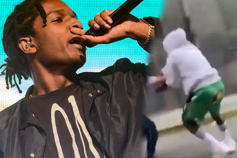 Wie lange muss Rapper ASAP Rocky noch im Gefängnis bleiben?