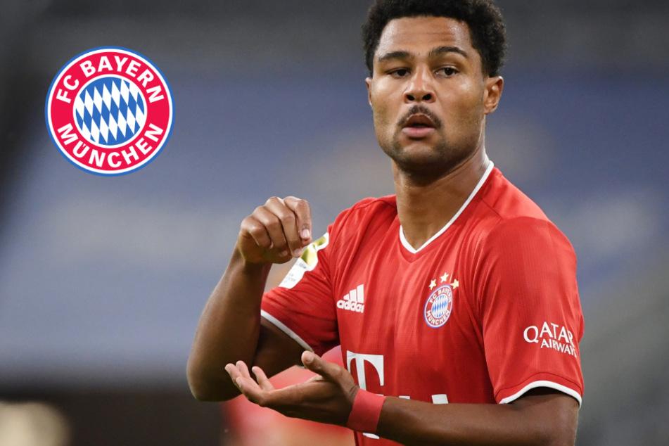 "Doch kein Corona? FC Bayern vermutet ""falsch positiven"" Test bei Gnabry"