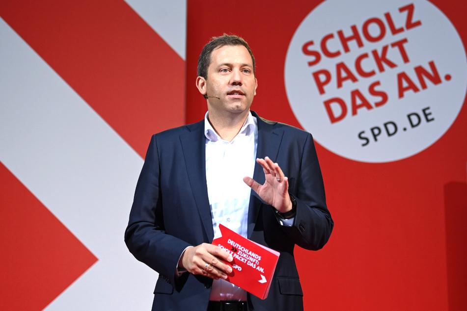 Lars Klingbeil hat eine klare Haltung in Sachen CDU. Bezüglich der Linkspartei verweist er auf die Prinzipien der Sozialdemokraten.
