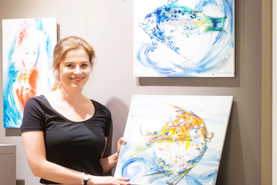 Manufaktur-Sprecherin Bianca Herbst (31).
