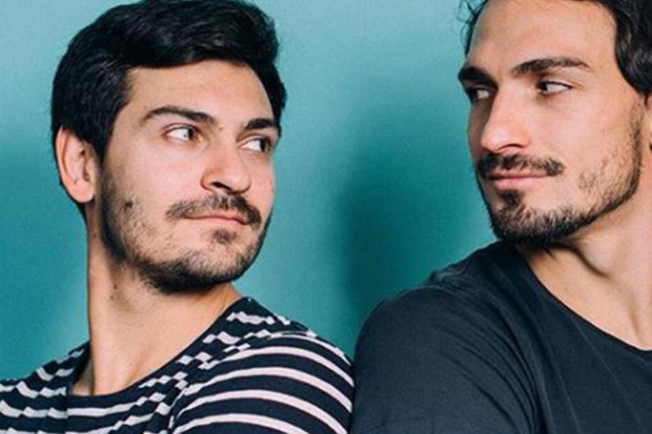 """Podcast """"Alleine ist schwer"""": Hummels-Brüder gibt's ab heute zum Hören!"""