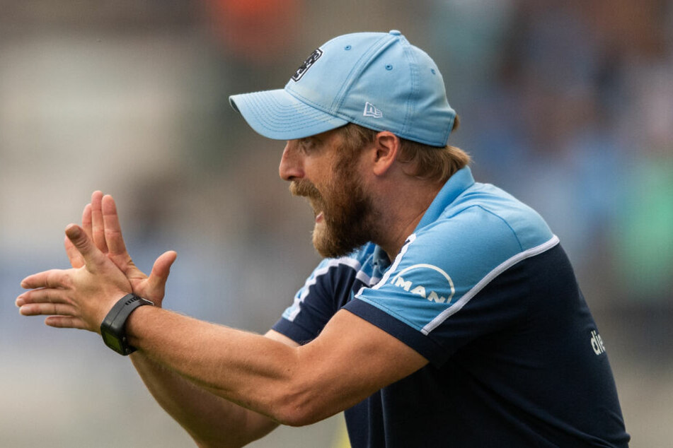 Daniel Bierofka verkündete Anfang November seinen Rücktritt als Trainer beim TSV 1860 München.