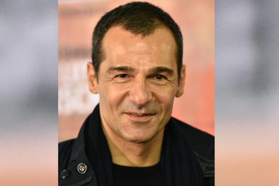 """Erol Sander spielt seit fast elf Jahren Kommissar Mehmet Özakin in """"Mordkommission Istanbul""""."""