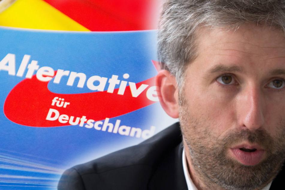 Tübingens Grüner OB Boris Palmer: Jetzt soll er der AfD beitreten!