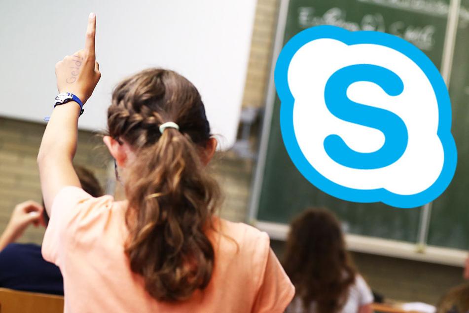 Unterricht via Skype: Bleiben Kinder in Zukunft einfach zu Hause?