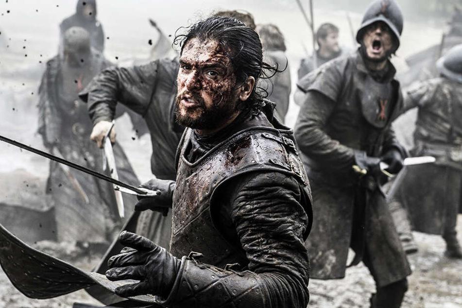 Jon Schnee (Kit Harington) musste sich schon durch viele Schlachten kämpfen. Doch das war nichts im Vergleich zu dem, was vor ihm liegt...