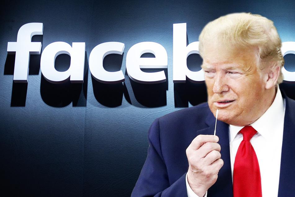 Facebook reagiert doch auf Donald Trumps Lügen-Postings