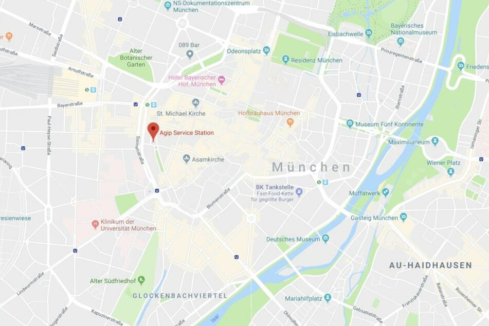 In München ist ein 17-Jähriger schwer verletzt worden. Er kämpft um sein Leben.