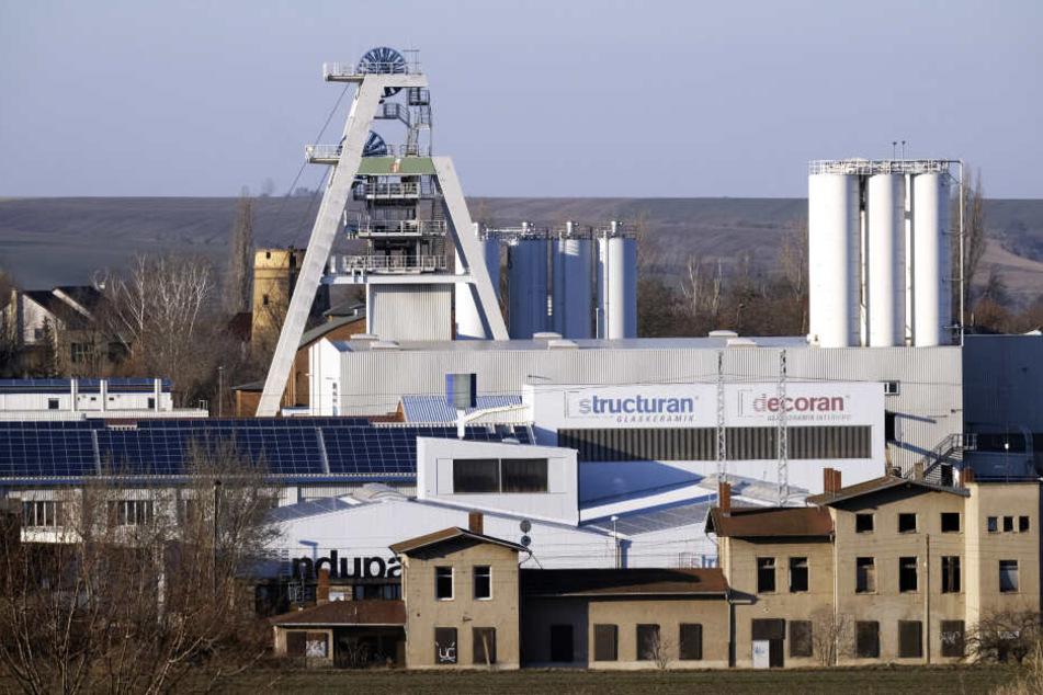 Menschen bei Grubenunglück in Deutschland eingeschlossen