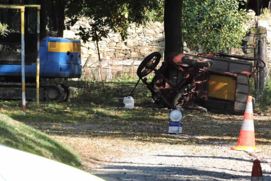 Wie geht es Kutscher nach lebensgefährlichem Unfall in Grimma?