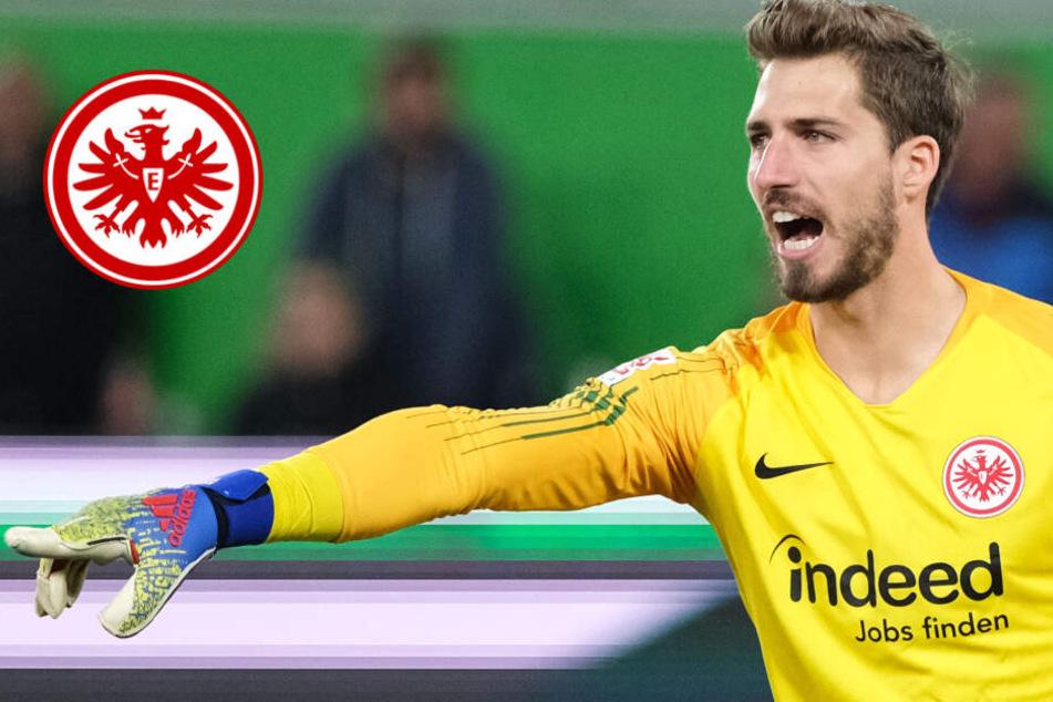 Auch ohne Büffelherde: Eintracht-Keeper Kevin Trapp hält Champions League für möglich