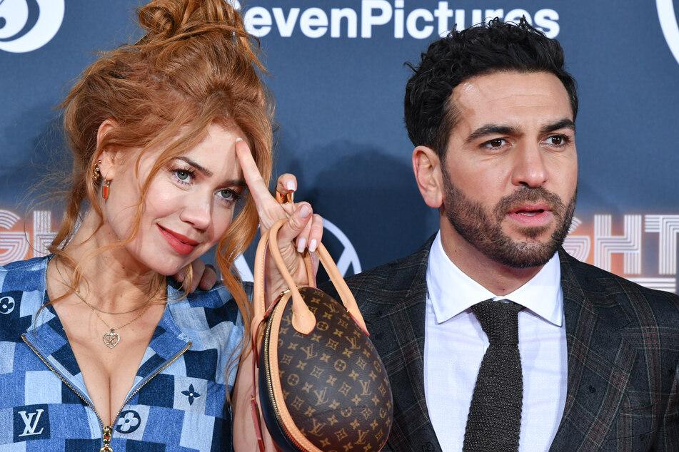 Heiße Küsse vor der Kamera: Was geht da zwischen Palina und Elyas?