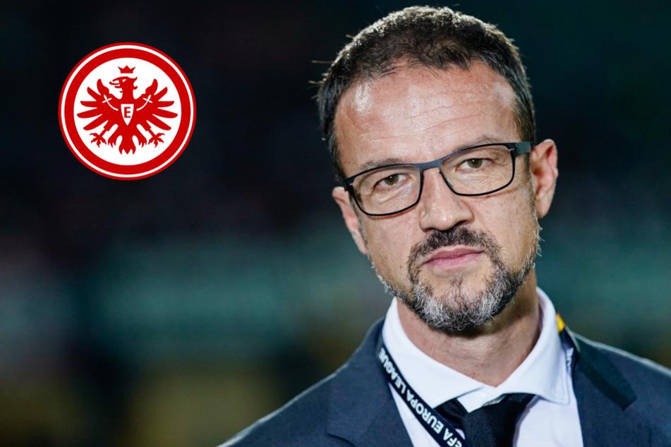 Eintracht-Chef Bobic über infizierte Spieler: Kein kritischer Zustand