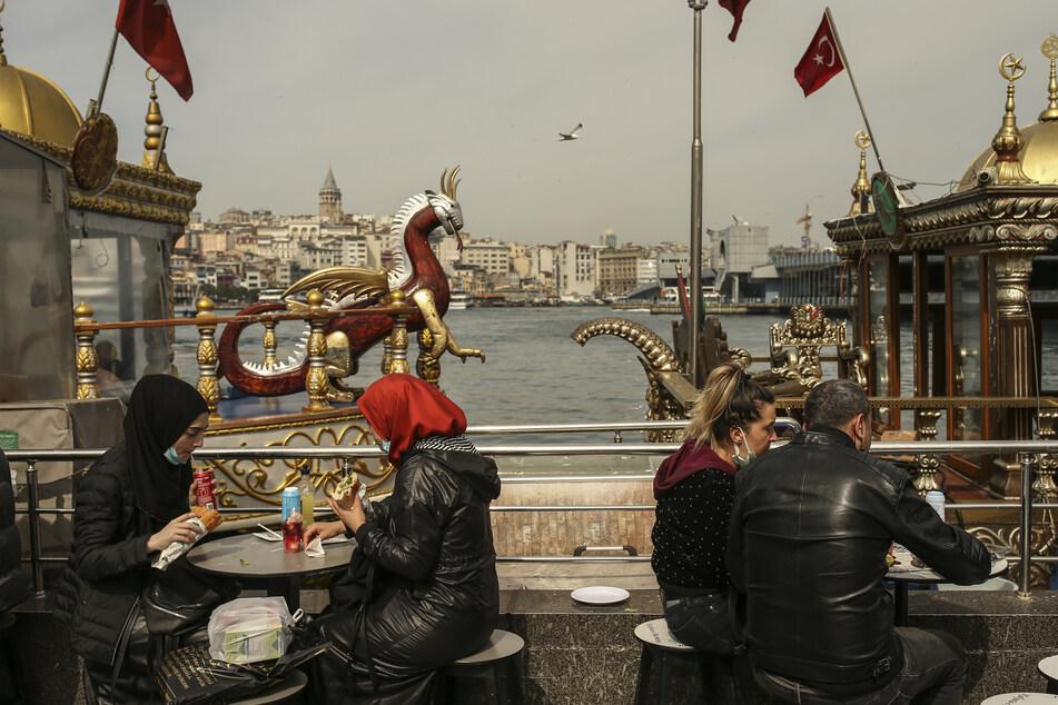 Die Türkei gilt ab Sonntag als Hochinzidenzgebiet.