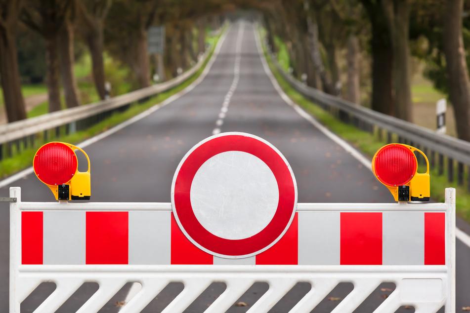 Fahrbahnerneuerung im Erzgebirge: B95 bis Herbst voll gesperrt