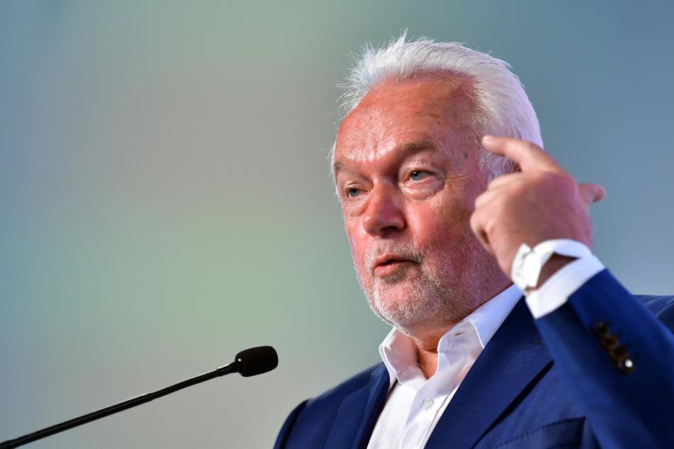 Wolfgang Kubicki (69), stellvertretender Bundesvorsitzender der FDP.
