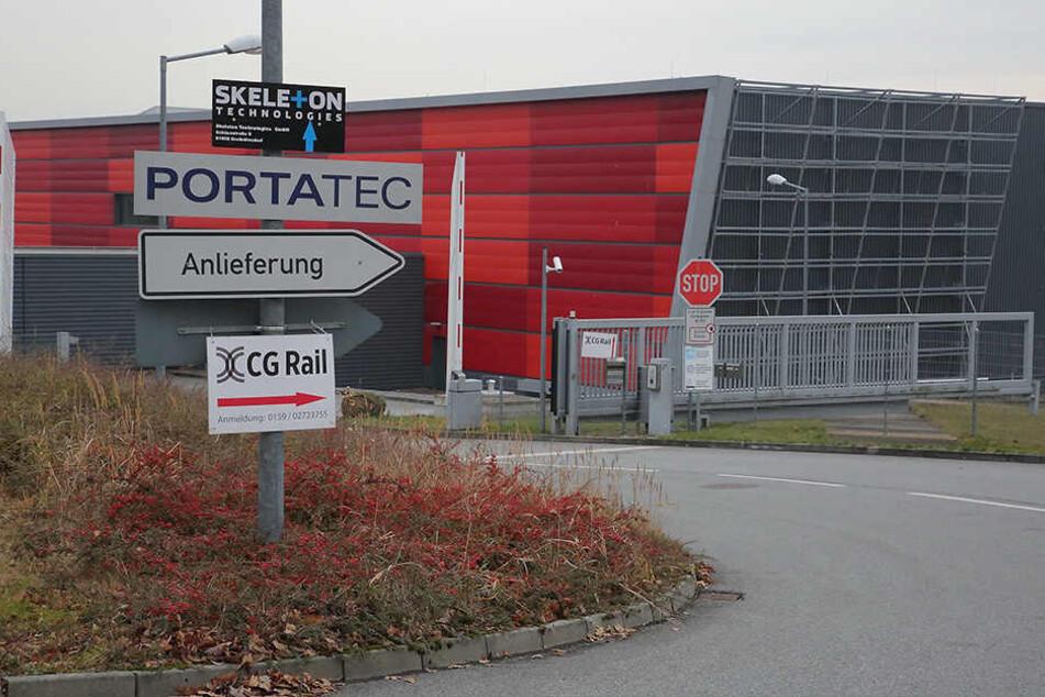 Die betrogene Firma hat ihren Hauptsitz in Großröhrsdorf.