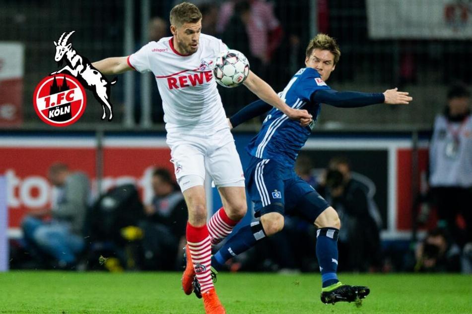 Köln verspielt Sieg im Spitzenspiel gegen Hamburg