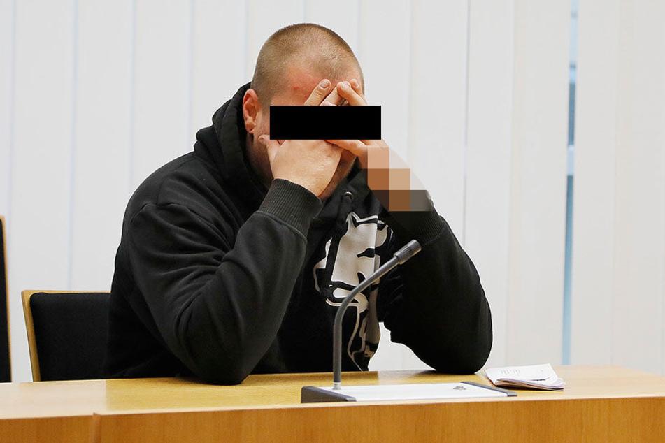 Marcel W. (34) hat offenbar noch mehr auf dem Kerbholz - deswegen wurde seine Berufungsverhandlung vertagt.