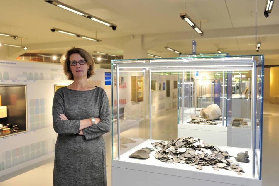 """""""smac""""-Direktorin Sabine Wolfram will mit einer neuen Marketingfirma Besucher locken."""