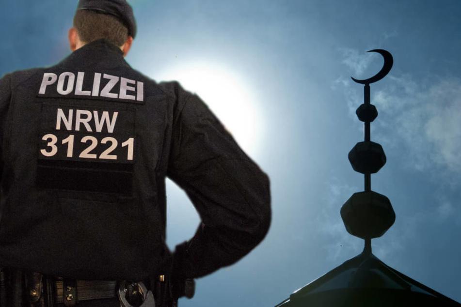 Etwa 250 Polizisten waren bei der Aktion im Einsatz.