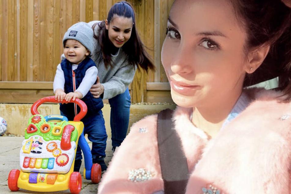 Sila Sahin: Süßes Familienfoto - So heißt ihr zweites Baby