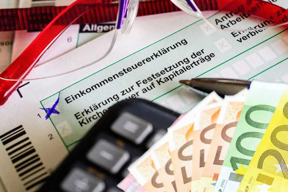 Fast 28 Millionen Euro Steuerschaden deckten Fahnder des Landesamt für Steuern und Finanzen auf.