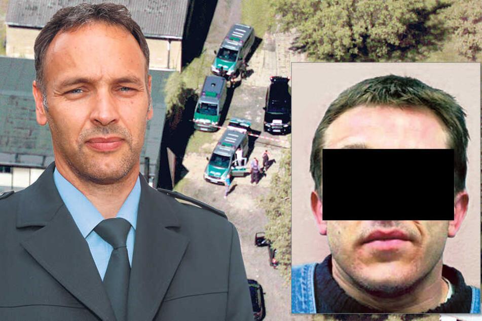 Das Rätsel im Fall Mike W.: Mit welcher Waffe hat er auf die Polizei geschossen?