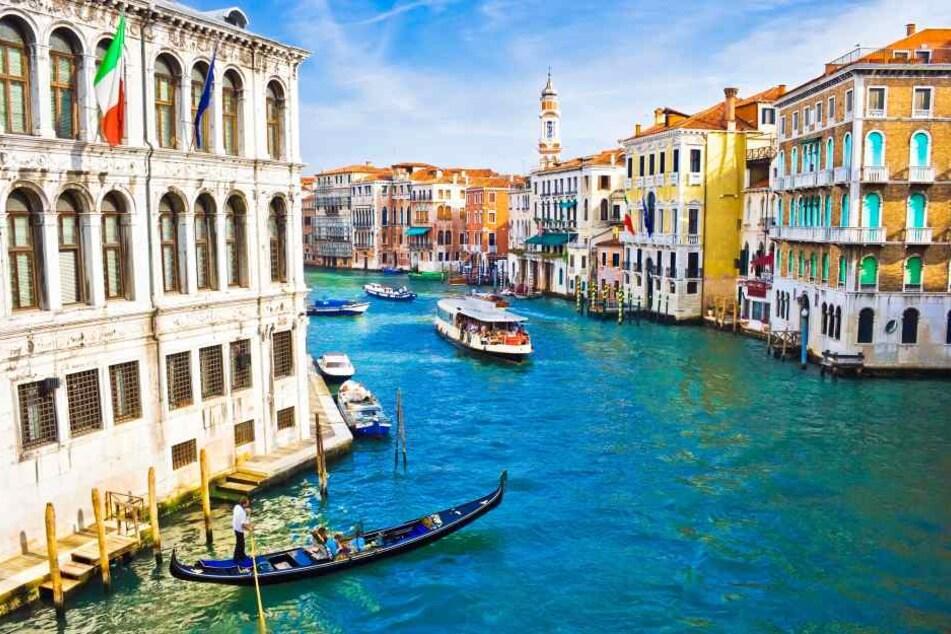 In Venedig kam es zu einem schrecklichen Unfall. (Symbolbild)