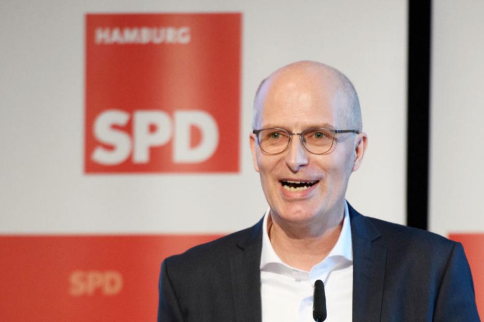 Bürgermeister Tschentscher will SPD-Genossen vor Bezirkswahlen Mut machen