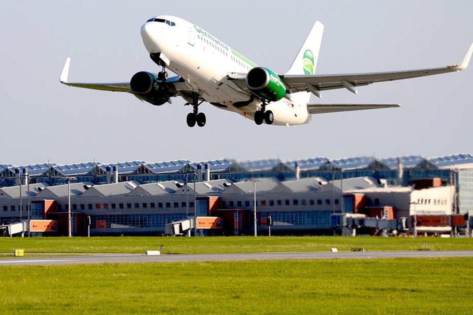 Ende April 2018 hob der erste Germania-Flieger gen St. Petersburg ab. Jetzt wird die Strecke eingestellt.