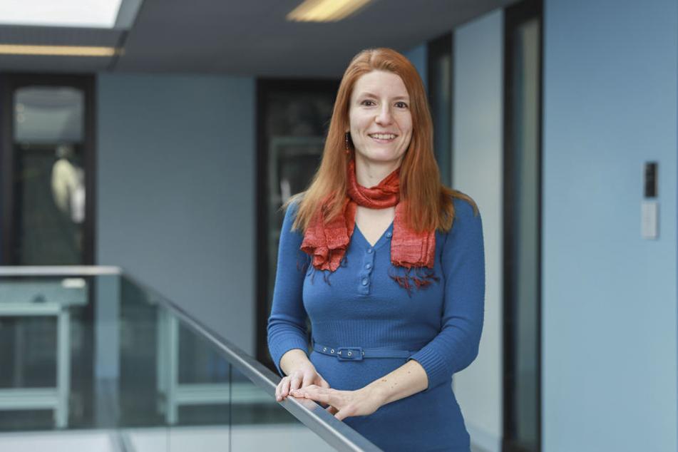 Dr. Alexandra Bendixen gehört zum fünfköpfigen ZeSeKo-Gründungsvorstand.