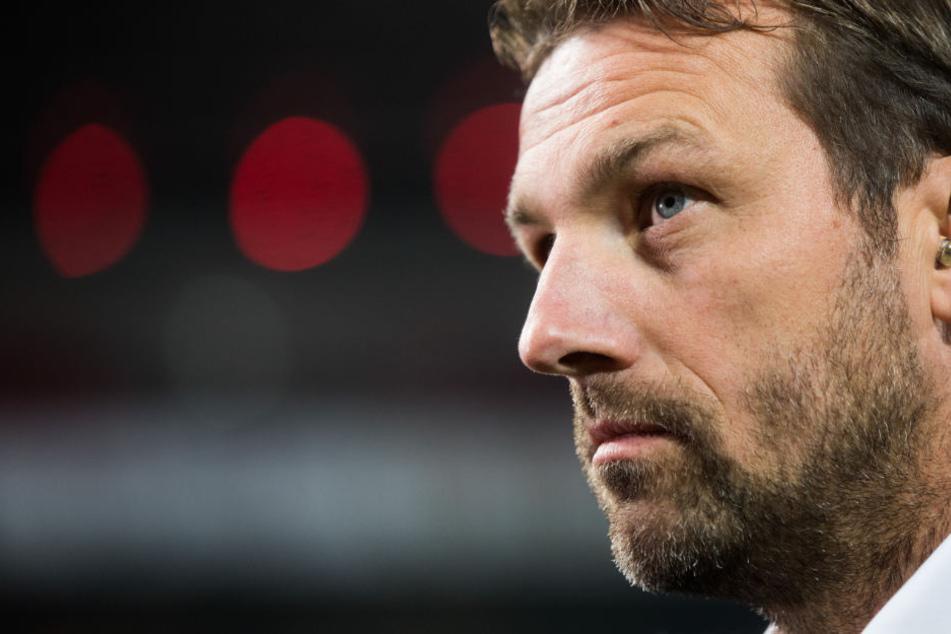 Trifft mit dem VfB auf seine alte Liebe, dem FC Augsburg: Markus Weinzierl (43).