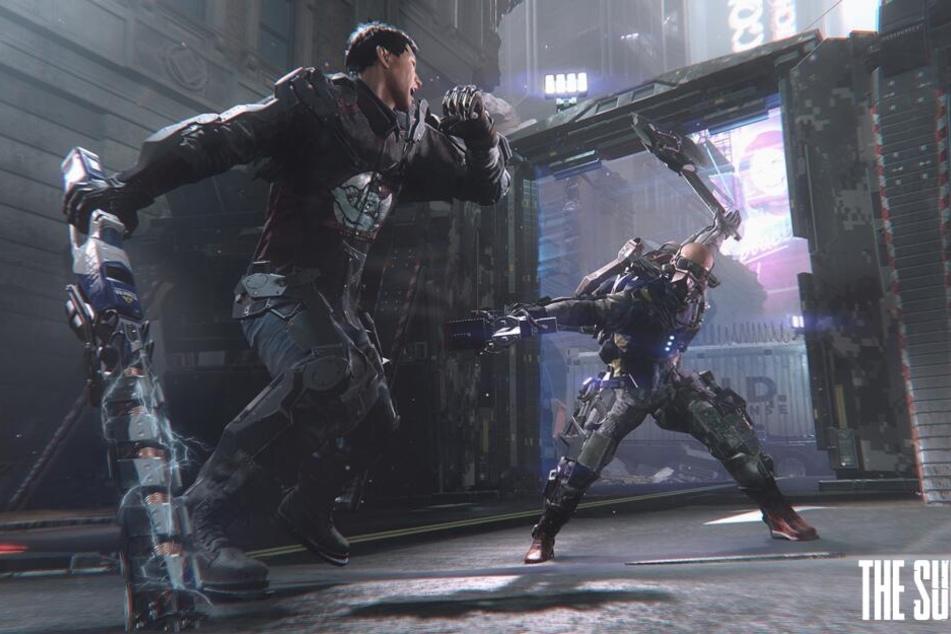 """Mit """"The Surge 2"""" veröffentlichen Focus Home Interactive und Deck13 einen neuen Anwärter auf den Souls-Like-Thron."""