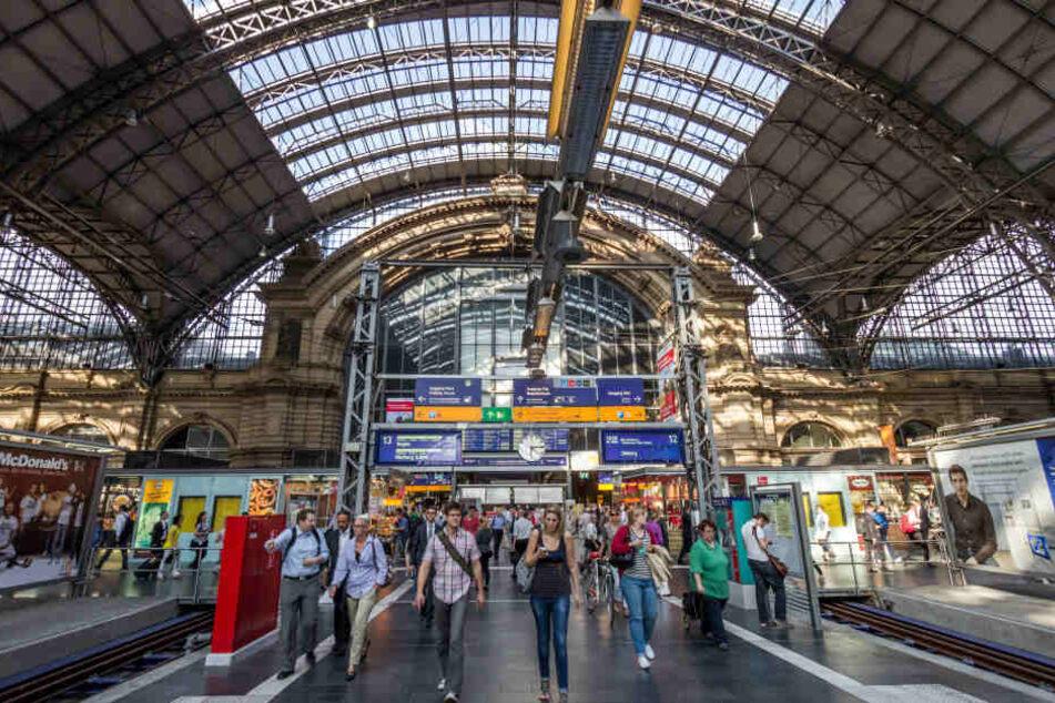 Diese Aktion hat den Frankfurter Hauptbahnhof sicherer gemacht