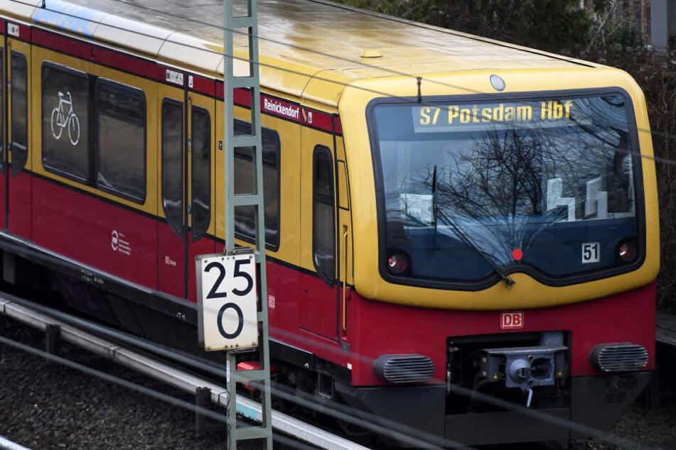 Die S7-Strecke bleibt bis zum 25. März in Teilen gesperrt.