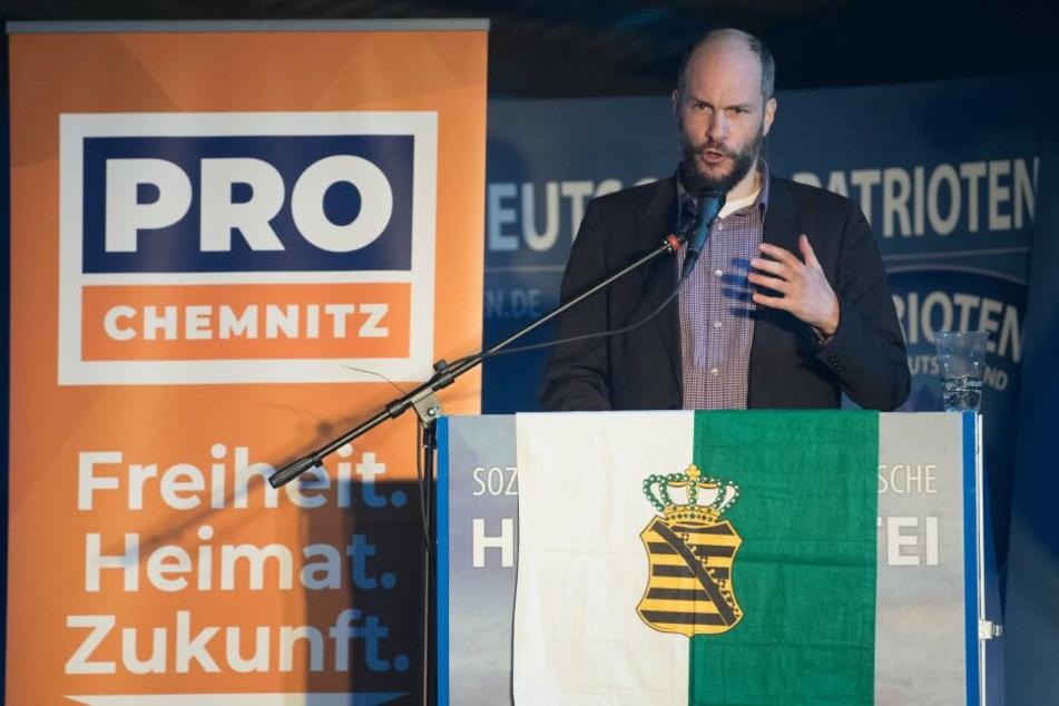 Chemnitz: Paypal sperrt Konto von Pro Chemnitz