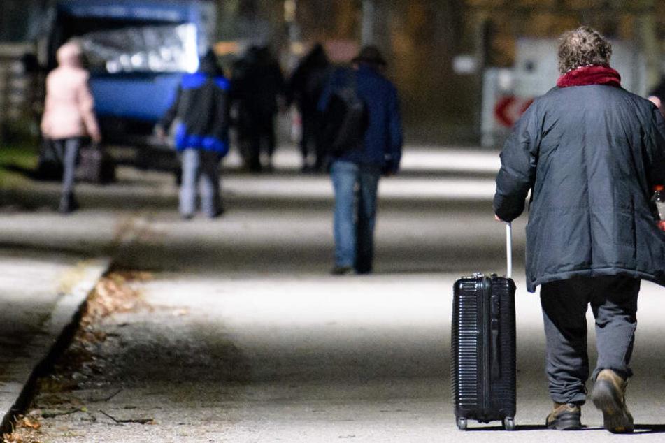 Munition gefunden: Bayernkaserne muss geräumt werden