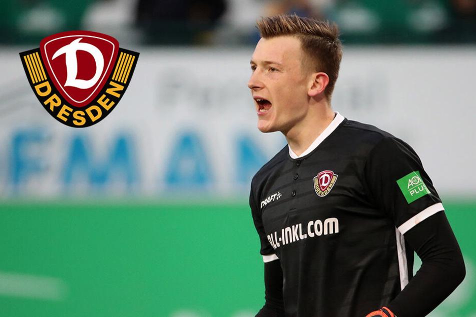Entscheidung gefallen: Markus Schubert gibt Dynamo einen Korb!