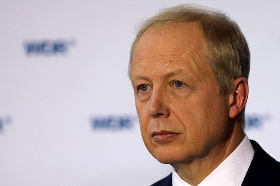 Umgang mit Vorwürfen sexueller Belästigungen: WDR-Chef Buhrow gibt Fehler zu