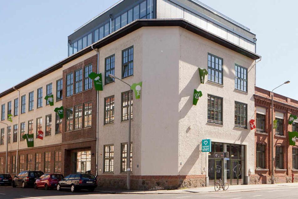 Im Hauptquartier von Spreadshirt in Leipzig-Plagwitz wurde schon mal Platz für die neuen Kollegen geschaffen. (Archivbild)