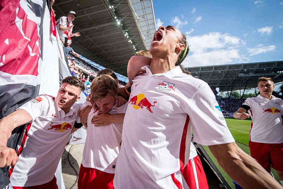 RB Leipzig will im DFB-Pokal diesmal weiter kommen, als in den letzten Jahren.