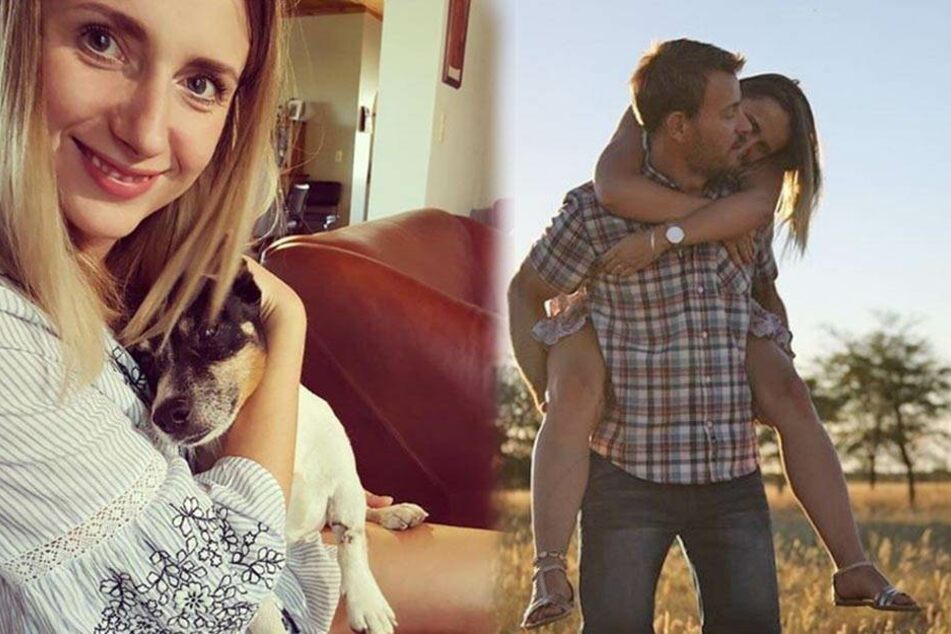 """So liebevoll ist Anna zu """"ihren Männern""""."""