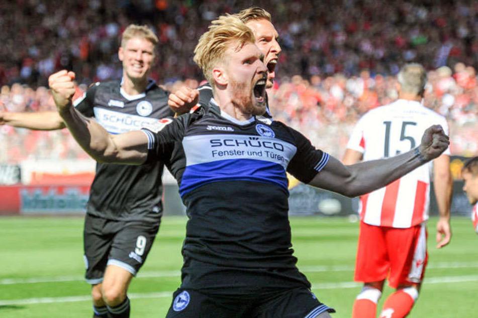 Vorzeitig verlängerte Andreas Voglsammer seinen Vertrag beim DSC.