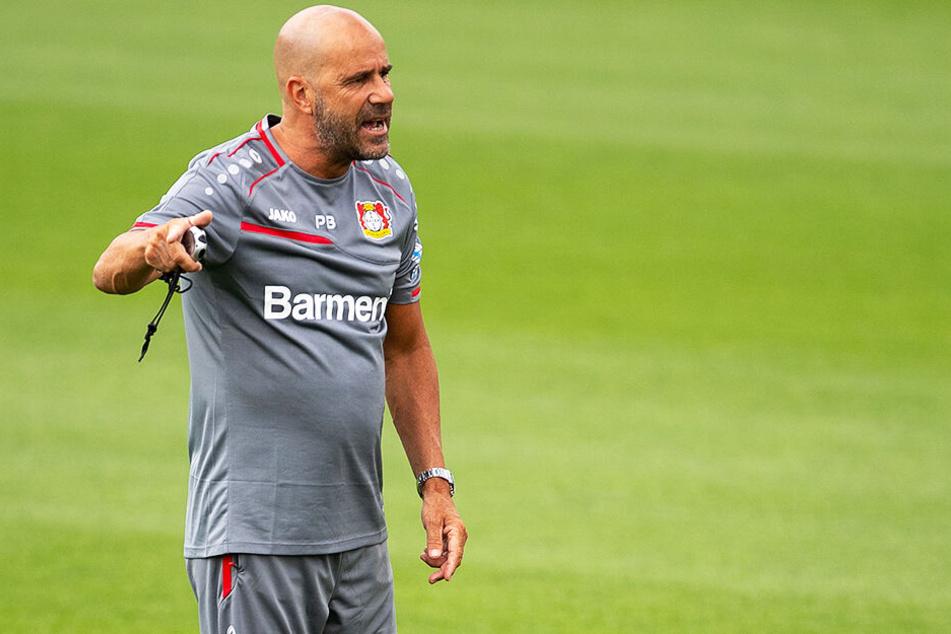 Für Trainer Peter Bosz dürfte intern wohl erneut die Qualifikation für Champions League das Ziel sein.