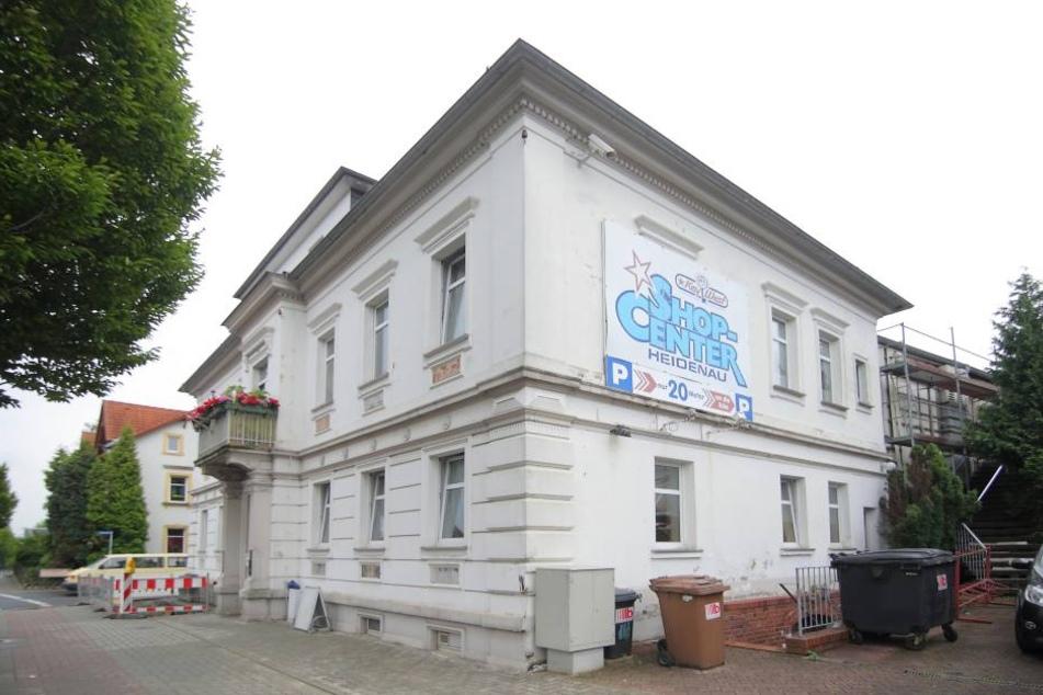 Bis Ende August befindet sich die Tafel in Heidenau noch in den alten Räumen  der Güterbahnhofstraße 10.