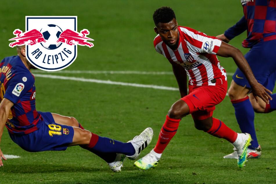 Thomas Lemar von Atlético Madrid: RB Leipzig statt FC Bayern?
