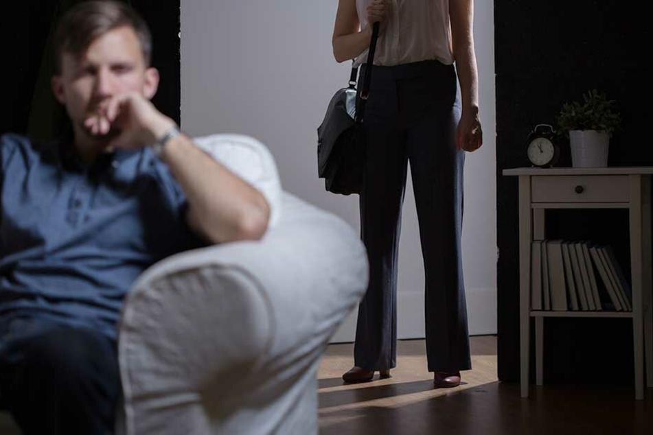 Kein Geld der Welt wird die Frau zu ihrem Ex zurückbringen (Symbolfoto).
